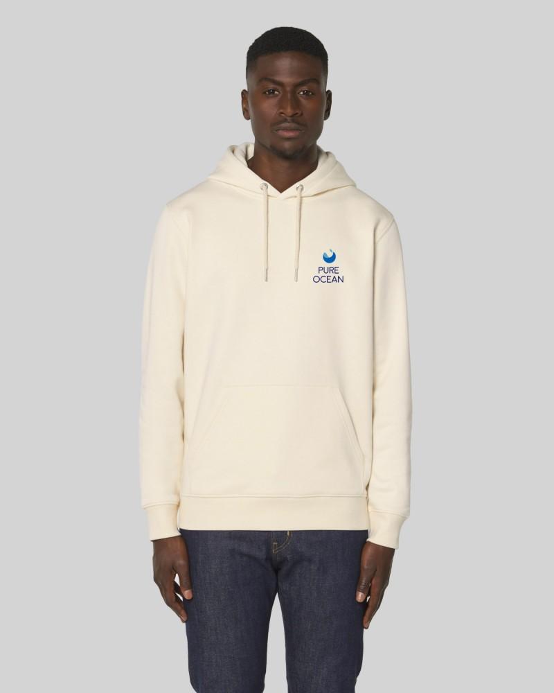 Sweat-shirt - Pure Ocean - porté sur mannequin