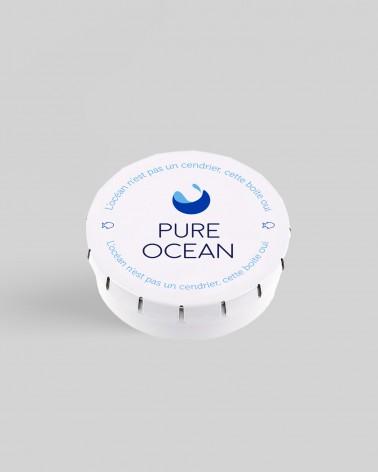 Cendrier de poche - Pure Ocean - zoom